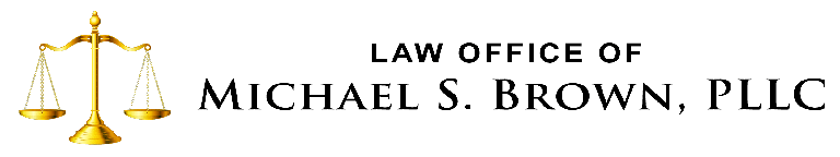 Michael S. Brown Law Firm Logo, Orlando Attorney