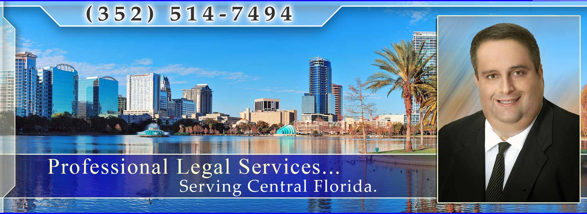 Orlando and Central Florida Attorney, Michael S. Brownh